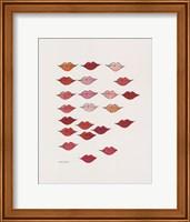 (Stamped) Lips, c. 1959 Fine Art Print