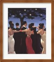 Waltzers Fine Art Print