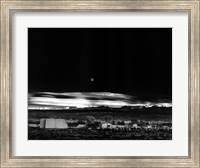 Moonrise, Hernandez Fine Art Print