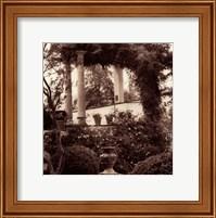 Jardin del Ronda Fine Art Print