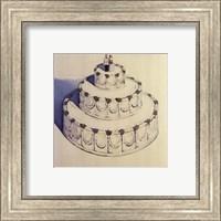 Wedding Cake 1962 Fine Art Print