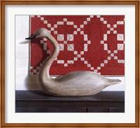 Mute Swan Fine Art Print