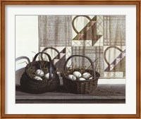 Don't Put All Your Eggs in One Basket Fine Art Print
