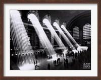 Grand Central Station, New York City, c.1934 Fine Art Print