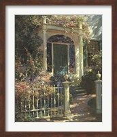 Portsmouth Doorway Fine Art Print