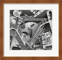 Relativity Fine Art Print