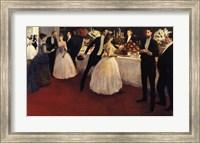 The Buffet, 1884 Fine Art Print