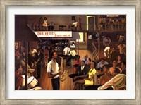 Jazz from the Cellar Fine Art Print