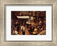 Jazz from the Cellar Fine Art Print