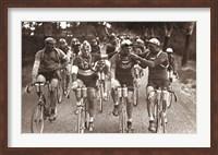 Smokers - An Intimate Portrait of The Tour de France Fine Art Print