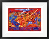 Crow Indians of North America Fine Art Print