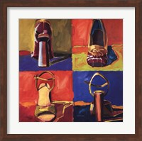 Heels and Toes Together Fine Art Print