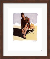 Paris Bistro II Fine Art Print