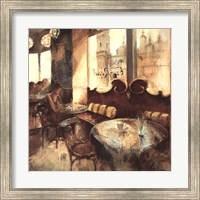El Real Cafe Fine Art Print