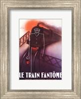 Le Train Fantome Fine Art Print