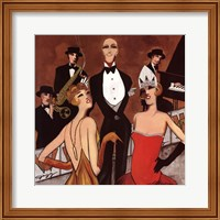 Dames du la Soiree Fine Art Print