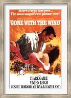 Gone with the Wind - Orange Fine Art Print