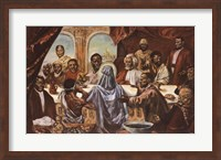 Last Supper Fine Art Print
