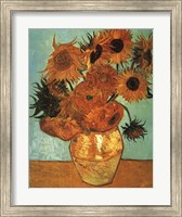 Sunflowers No 2 Fine Art Print