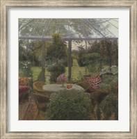 The Conservatory Fine Art Print