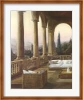 Arched Tuscan Remembrances Fine Art Print
