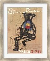 Poster March 3-28 Fine Art Print
