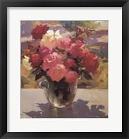 Still Life with Roses Fine Art Print