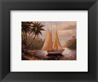 Setting Sail II Fine Art Print