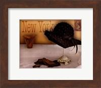 New York Hat Fine Art Print