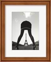 Paris, Eiffel Tower Fine Art Print