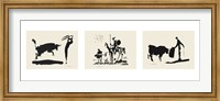 Bullfight-Picador Fine Art Print