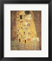 Kiss Fine Art Print