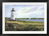 Lighthouse Scene Fine Art Print