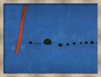 Blue II Fine Art Print