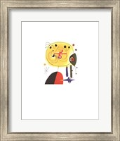 and Fix the Hairs of the Star Fine Art Print