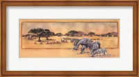 Out of Africa II Fine Art Print