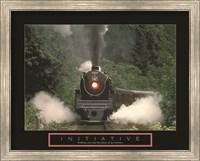 Initiative - Train Fine Art Print