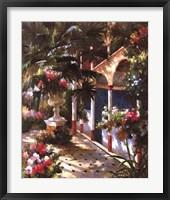 Garden Atrium l Fine Art Print