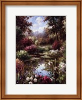 Reflections Of Spring Fine Art Print