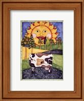 Daisy, Daisy Cow Fine Art Print