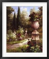 Secret Garden Path Fine Art Print