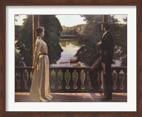Nordic Summer Evening, 1899-1900 Fine Art Print