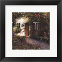 Peaceful Entry Fine Art Print