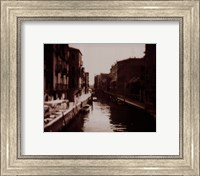 Venetian Canal Fine Art Print