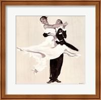 Tango Four Fine Art Print