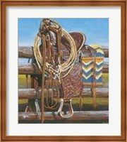 Sagebrush Ranch Fine Art Print