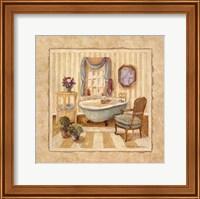 Romantic Bath IV Fine Art Print
