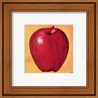 Apple on Lemon Fine Art Print