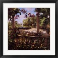 Juliet's Garden II Fine Art Print