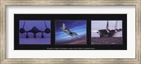 Military Planes Fine Art Print